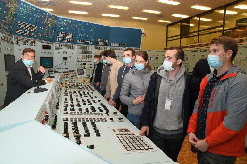 На Кольской АЭС работает «Школа молодого специалиста»
