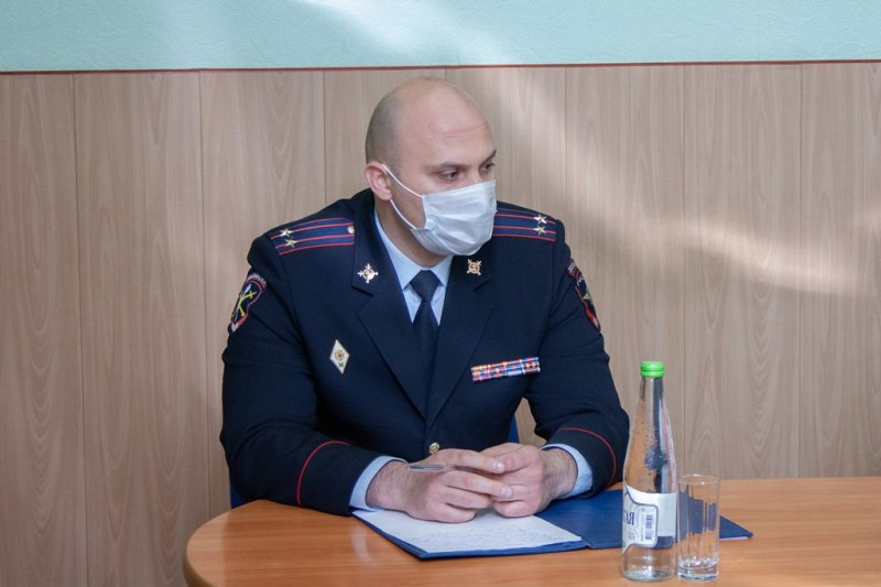 Назначен новый глава полиции Североморска и Островного