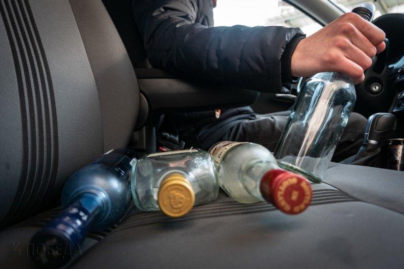 Пьяный и без прав северянин разъезжал по Никелю