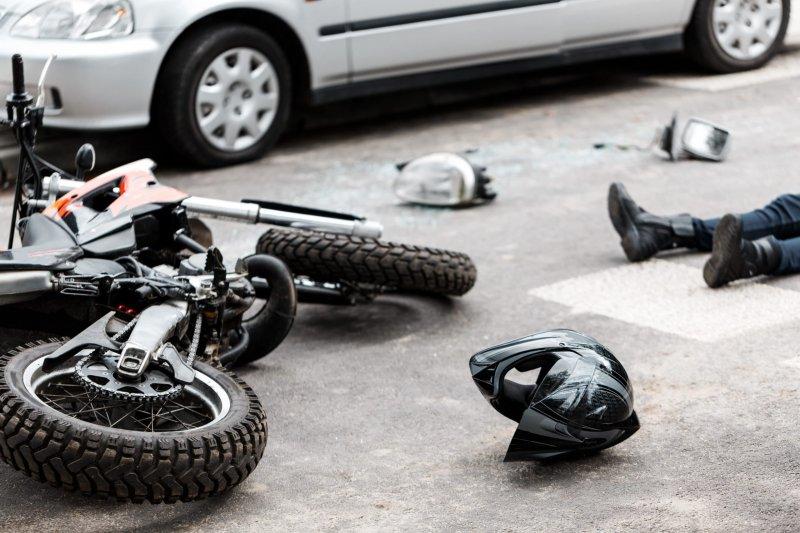 Смертельное ДТП на трассе - погибли 2 мотоциклиста