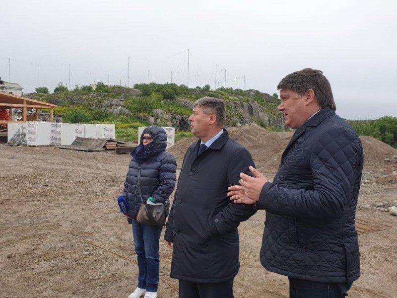 Глава ЗАТО Александровск написал заявление об отставке