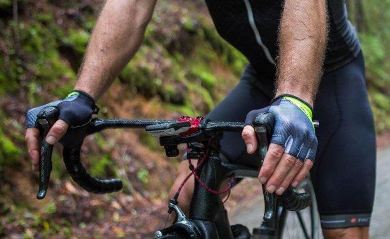 На велосипедах преодолеют перевал Муста-Тунтури
