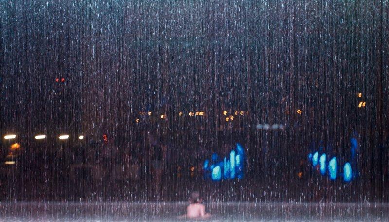 Сильный дождь и +23° ожидаются в Мурманске