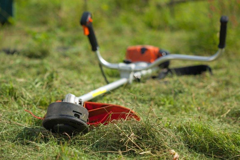 Всерьез взялись за покос травы в Мурманске