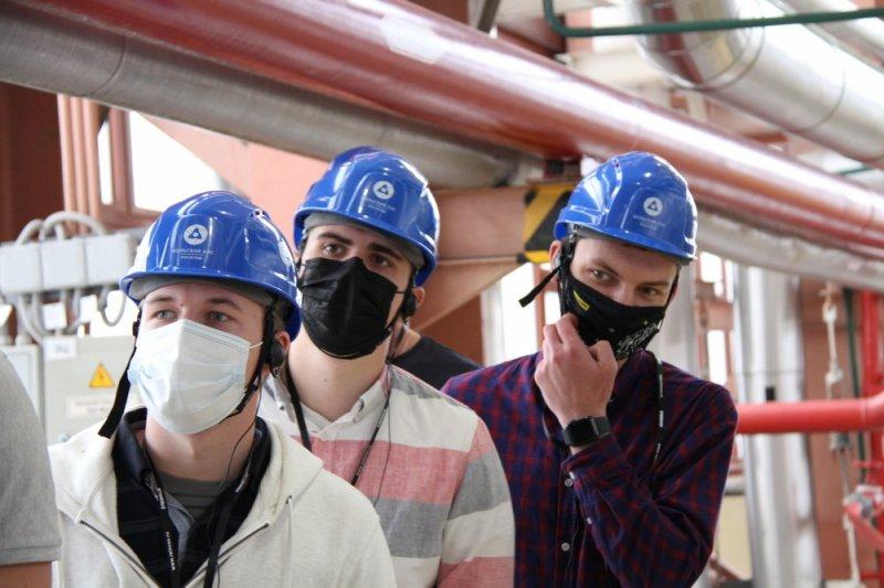 Более 100 студентов пройдут производственную практику на Кольской  АЭС в 2021 году