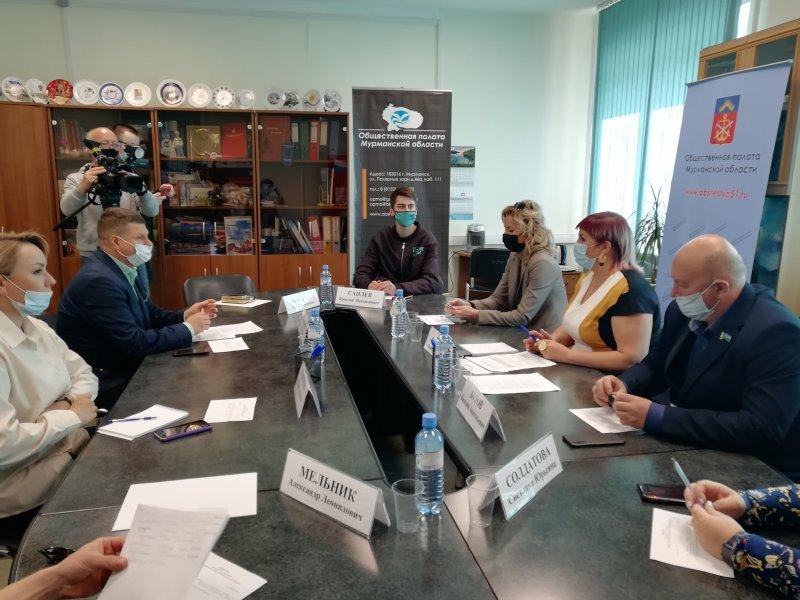 Безопасность участников голосования обсудили эксперты Мурманской области