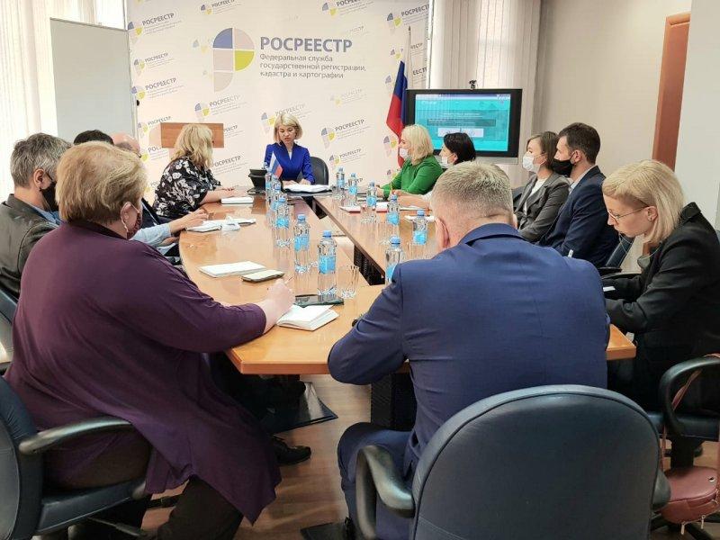 Программу «Гектар Арктики» обсудили  в Росреестре Мурманской области