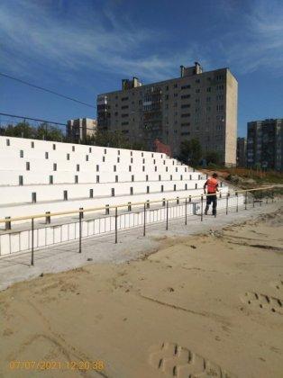 В 27 млн обошелся капремонт стадиона в Снежногорске