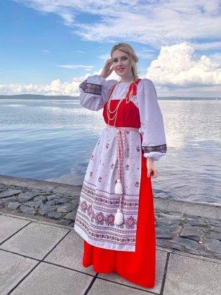 Одной из лучших на конкурсе туризма и красоты стала жительница Кандалакши