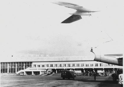 45 лет исполнилось мурманскому аэропорту