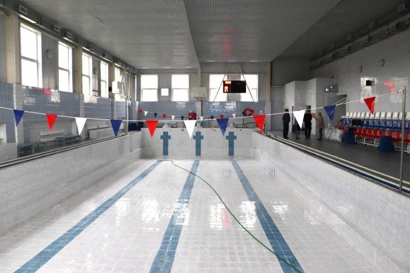1 сентября откроется бассейн в Кандалакше