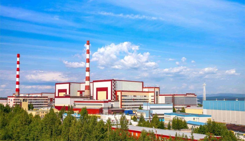 Кольская АЭС выработала 5 млрд кВтч с начала года
