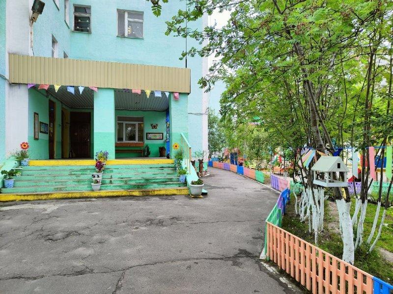 Готовность детских садов к новому учебному году проверяют в Североморске