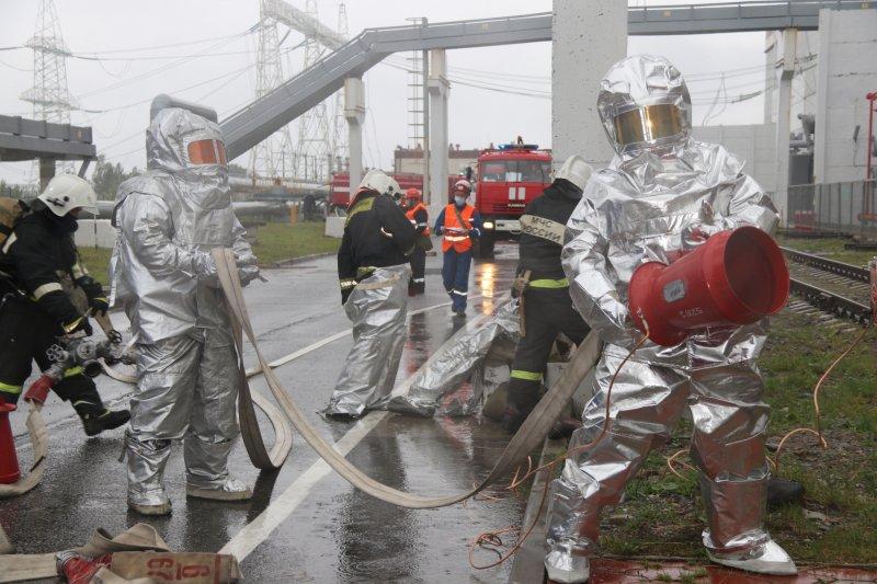 В ходе плановой противоаварийной тренировки Кольская АЭС подтвердила готовность к оперативному реагированию