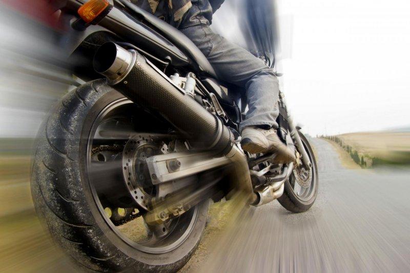Пьяный мотоциклист разъезжал по Кандалакше