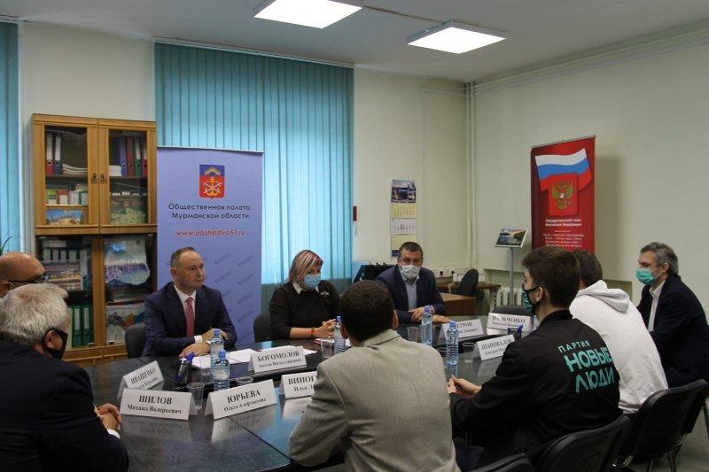 Тенденции выборной кампании обсудили в Мурманске