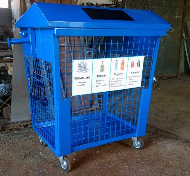 300 контейнеров для сбора пластика установят в Мурманске