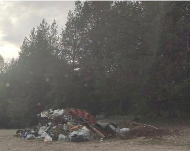Убрать свалку мусора на кладбище обещают в Кандалакше