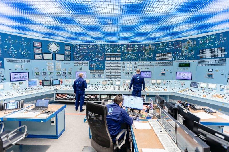 Кольская АЭС: победители конкурсов Государственной корпорации «Росатом» познакомились с достижениями атомной энергетики