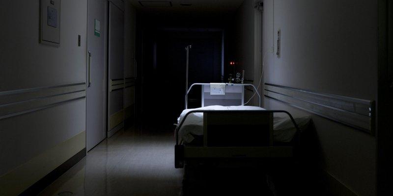 Пациент больницы устроил ночью дебош в Мурманске