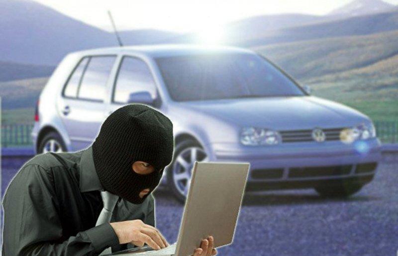 При покупке машины «развели» мошенники жители Высокого
