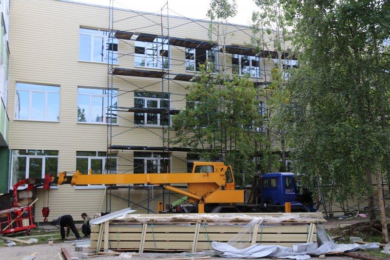 Кольская АЭС: на ремонт образовательных организаций выделено более 46 млн рублей