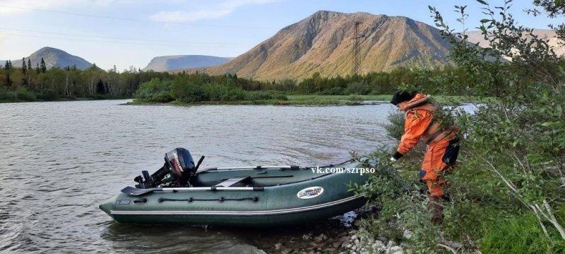 Тело мужчины нашли в озере Большой Вудъявр в Кировске