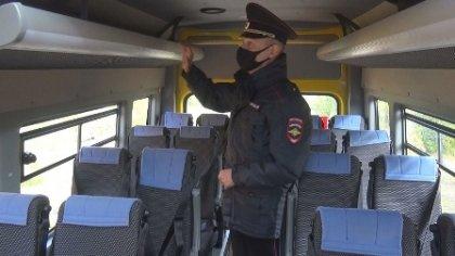 Школьные автобусы проверили в Мончегорске