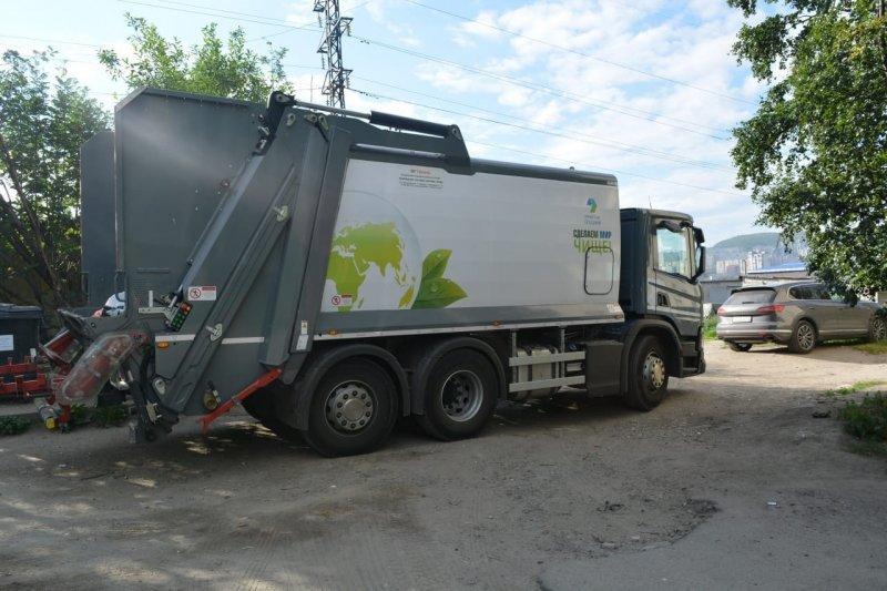 Контейнеры для сбора пластика установят в 5 муниципалитетах Мурманской области