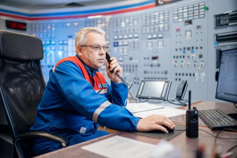 Кольская АЭС выработала 5,7 млрд киловатт-часов с начала года