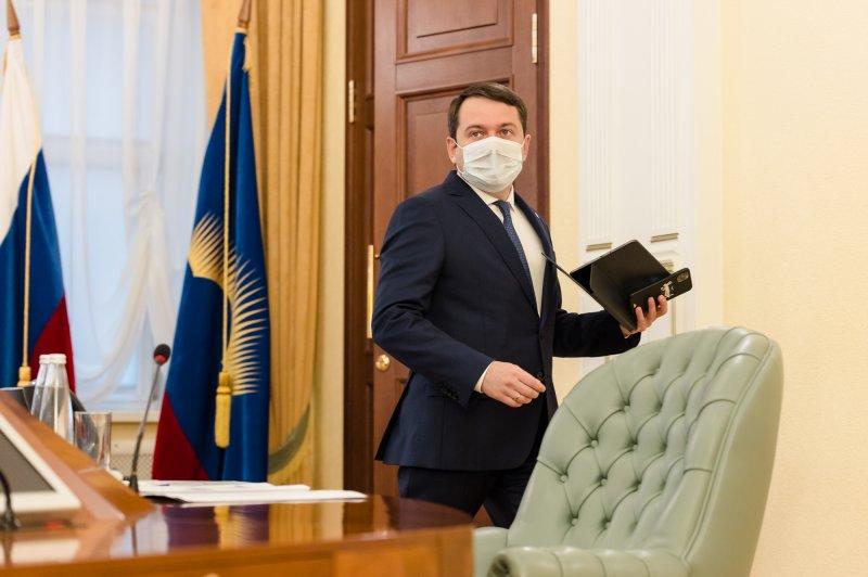 Андрей Чибис назвал главными задачами чистоту, прозрачность и легитимность избирательного процесса