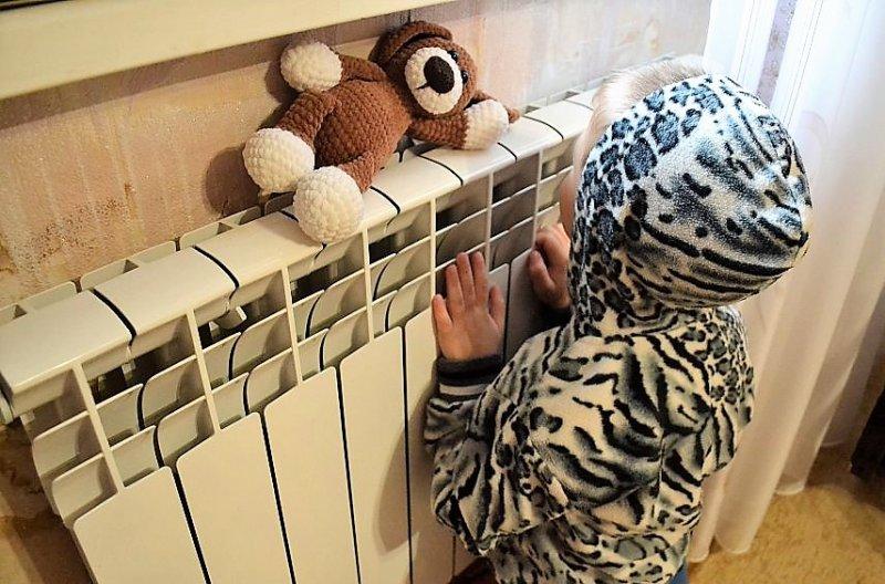 На отсутствие отопления в домах жалуются жители Мурманской области