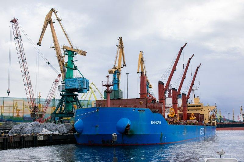И снова рекорд в Мурманском морском торговом порту
