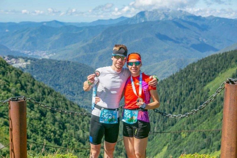Мурманчанка взяла серебро на фестивале альпинистов в Красной Поляне