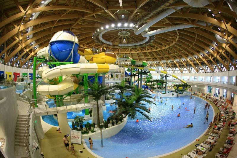 Аквапарк планируют построить в Мурманской области