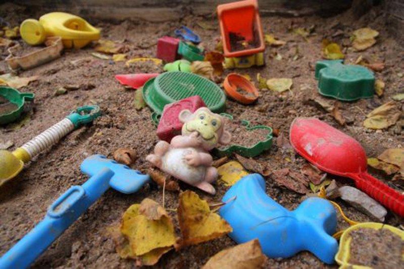 В Мурманске на детей с ножом напал мужчина на детской площадке