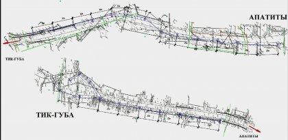 Готов проект освещения трассы Апатиты - Тик-Губа
