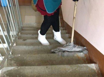Уборщица обокрала семью в Североморске