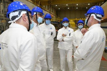 Кольская АЭС: российские атомщики рассказали армянским журналистам об опыте модернизации энергоблоков ВВЭР-440