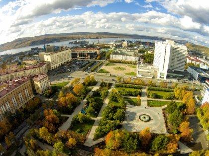 Мурманск украсят к Дню рождения до 1 октября
