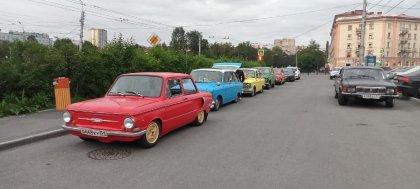 Ретро-машины покажут в Мончегорске