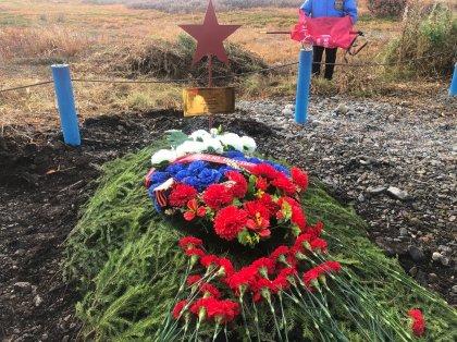 Останки девушки-красноармейца перезахоронили в Вайда-Губе