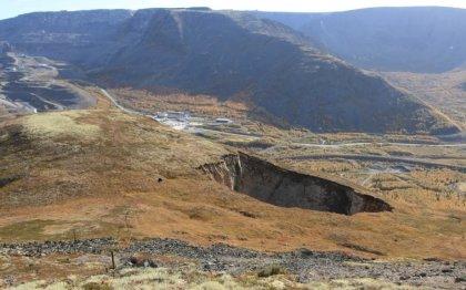 Ученые объяснили почему обвалилась часть склона Хибин