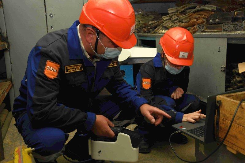 На Кольской АЭС введен в эксплуатацию оптический 3D-сканер
