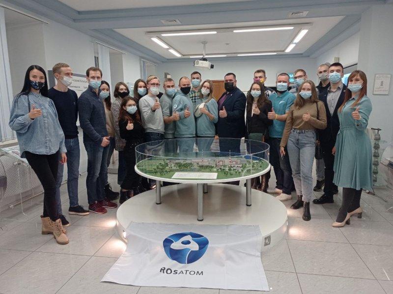 Инженеры-конструкторы из Санкт-Петербурга обменялись опытом со специалистами Кольской АЭС