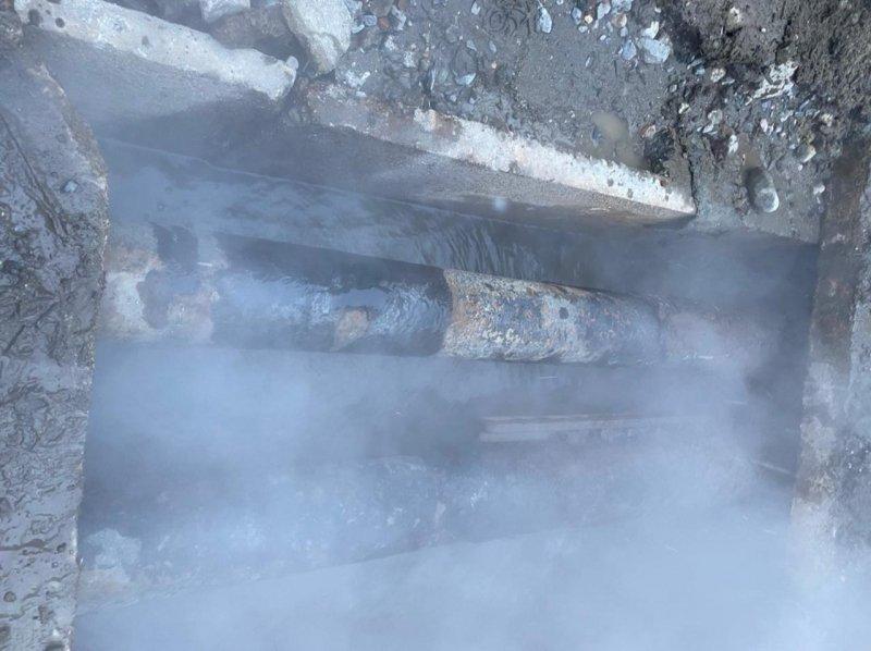 Пропали горячая вода и отопление в домах Никеля