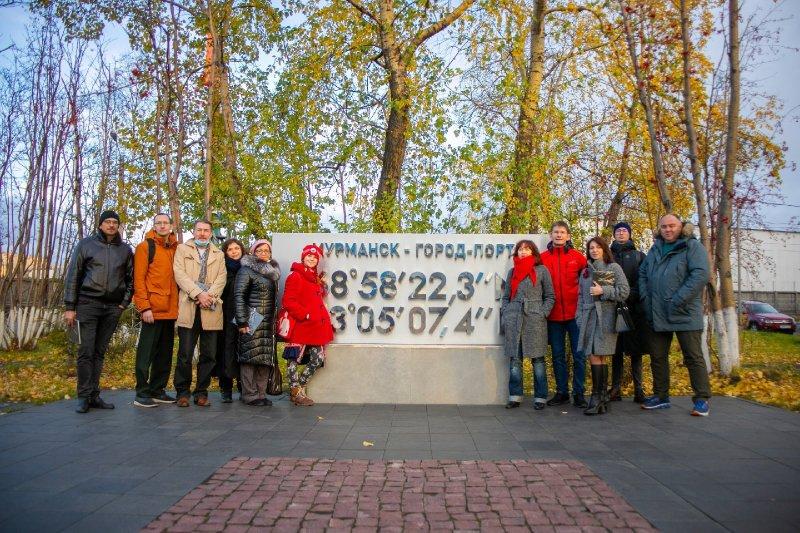 «Поэтическое место силы» открыли в Мурманской области