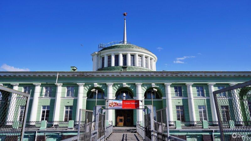 Новый зал ожидания появился на вокзале в Мурманске