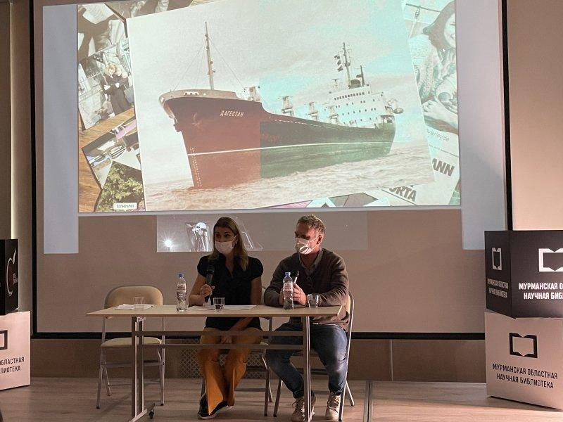 Премьера фильма о спасении шведок мурманскими моряками пройдет в конце года