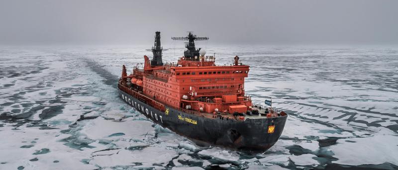 Школьников отправят на Северный полюс